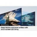 QE55Q80A Samsung QLED 4K UHD televizorius 2021 m. naujiena