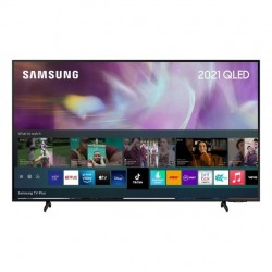 QE75Q60A Samsung QLED 4K UHD televizorius 2021 m. naujiena